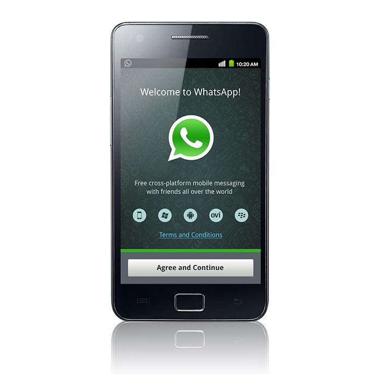Скачать Whatsapp для Samsung бесплатно