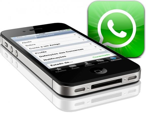 Whatsapp-na-telephone