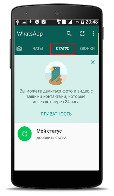 Как пользоваться Ватсапом на телефоне?