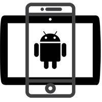 Смартфон и планшет иконки